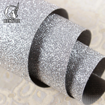 Chunky Home Decor Sparkle glitter wallpaper For Living Room Wallcovering Wall Ca