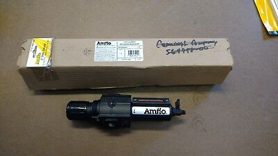 """Amflo 4311A-99 Filter Regulator 3/8"""" inch with 1/4"""" inch Port Air Airline"""
