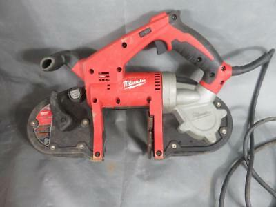 Milwaukee 6242-6 Compact Band Saw In Case No Blade EY06