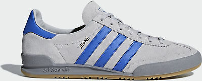 ADIDAS JEANS LEATHER TRAINERS BB7440 MENS UK SIZES 7 TO 11