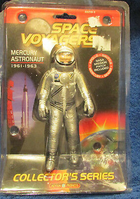 Action Products Space Voyager Mercury Astronaut New In Package