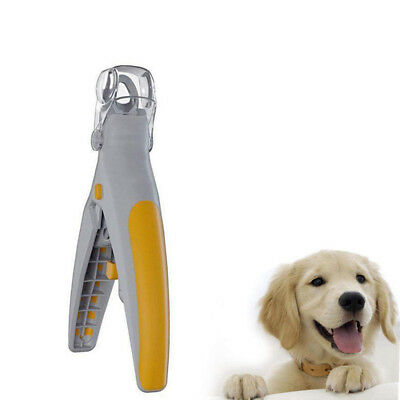 Illuminated Pet Nail Clipper Dog Nail Trimmer Toenail Clippers Pet Nail Scissor