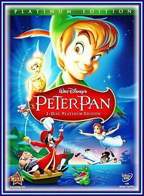 PETER PAN (2-Disc DVD Set Special Platinum Edition)