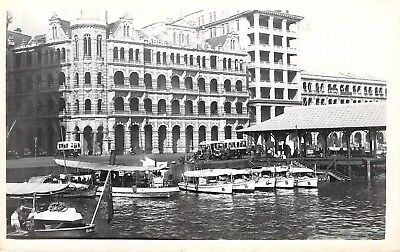 c1930's RPPC Hong Kong; Main Post Office