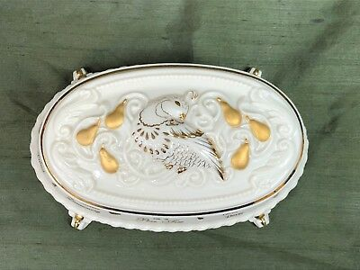 Lenox Fine Ivory Twelve Days Of Christmas Music Box Handcrafted in Thailand