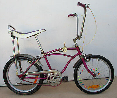 "Early Vintage, Road King Dragster Bike, With Rare 3 Speed Shifter.  20 "" Tyres"