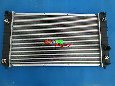 1826 radiator for CHEVY BLAZER TRAILBLAZER/S10 PICKUP/GMC JIMMY ENVOY SONOM new