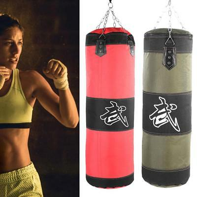 Safe Training Boxing Hook Kick Sandbag Fight Karate Punch Punching Sand Bag Sd