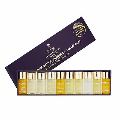 Aromatherapy Associates Miniature Bath Shower Oil Collection Gift Set genuine