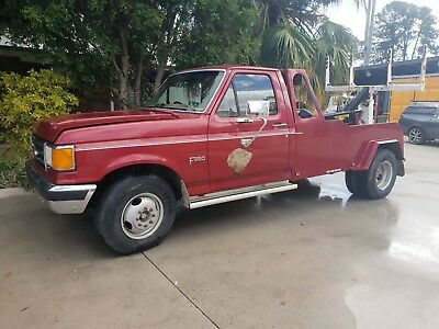 Ford ST3  F350 Tow Truck