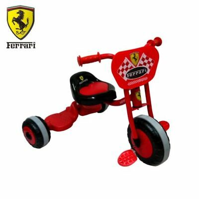 Ferrari Bike Trike Bicycle Tricycle Kid Children Toddler 3 Wheel Car Ride On Toy