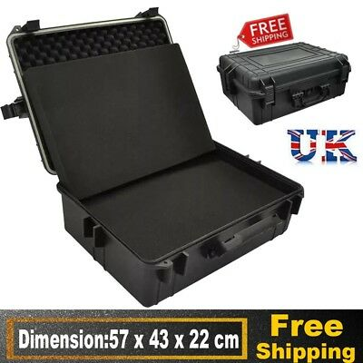 Foto Hard Case Carry Box Bag Camera Photography Travel Protective Waterproof
