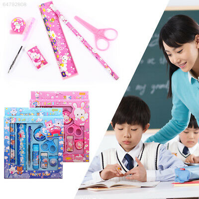 8DBF Writing Supplies Set Learn Stationery Box Stationery Box Set