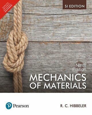 Brand New .Mechanics of Materials by Russell C. Hibbeler  9th INTL ED