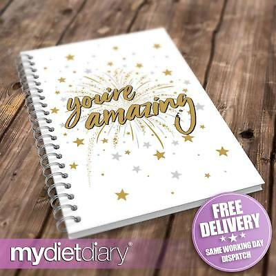 SLIMMING WORLD COMPATIBLE DIARY - Youre Amazing (S020W) 12wk journal tracker