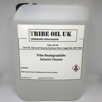 BIODEGRADABLE HEAVY DUTY Solvent Degreaser, Solvent Chain
