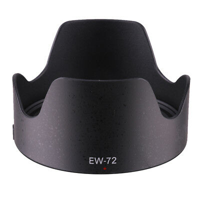 Bayonet Mount Flower Lens Hood Sun Shade for Canon EF 35mm F/2 IS USM As EW-72
