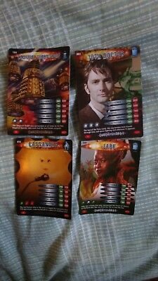 Doctor Who Battles In Time Cards Rare x 15 different cards # PLEASE LOOK# Sci-fi