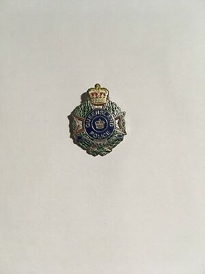 Qld Police - Tie Pin