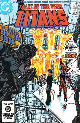 Tales Of The Teen Titans 41 Dc Comic