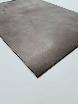 Nitrile 0.5Mm Thick Sheet, Great Oil Resistant Thin Black Rubber - Various Sizes