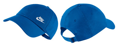 19121a352ff Nike Women s Twill H86 Cap Color  Blue Bright One Size New