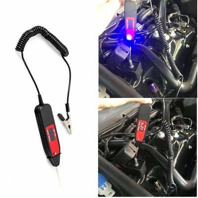 Car Non-Contact Electric Test Pen Voltage Digital Tester Detector Stick DC 5-36V