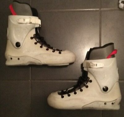 Usd Classic Throne Aggressive Inline Skate Boots Size 10 UK