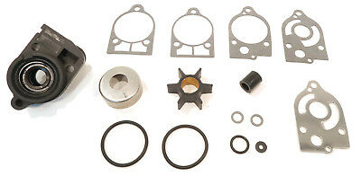 Water Pump Kit for 1976-2000 Mercury Marine 77177A3, GLM, 12100, Outboard Engine