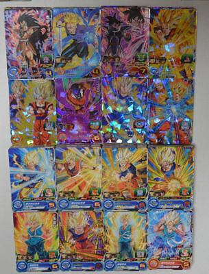 Super Dragon Ball Heroes・SH1 SH2 SH3 SH4 SH5 SH6 SH7 SH8 C R SR SET [432 Cards]