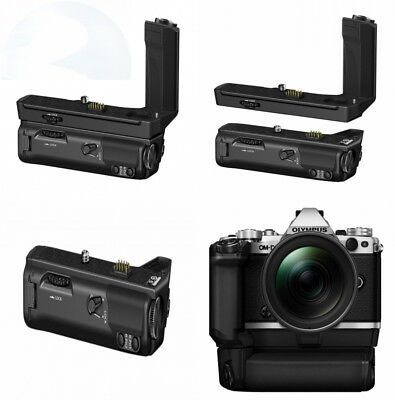 Olympus External Grip HLD-8 (Consists of HLD-8G and HLD-6P Battery Pack) for...