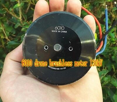 6010 power motor UAV Drone brushless motor 130kV