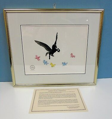 Walt Disney Framed Picture Reproduction Fantasia 1990 The Pastoral