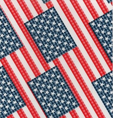 HYDRO DIPPING HYDROGRAPHIC Water Transfer Hydro Dip Film American Flag Xxl  1M