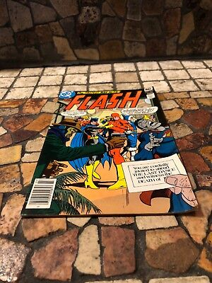 The Flash #275 (1979) Death of Iris West-Allen Dick Giordano Cover July