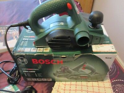 Bosch PHO 1500 240v 82mm Electric Compact Planer 500W