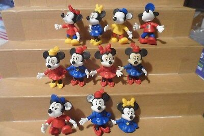 kinder disney montable ancien lot pour pièce micky mickey