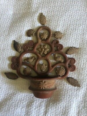 Mexican Clay Tree Of Life Planter