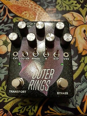 Adventure Audio Outer Rings Ring Modulator Pedal