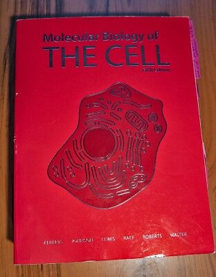 Molecular Biology of the Cell, 5th Ed (English) Alberts, Johnson, Lewis...