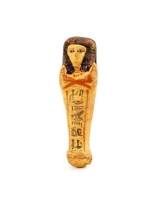 Ancient Egyptian Terracotta Shabti for Thutmosis