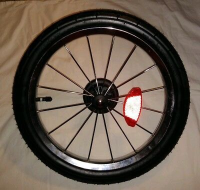 Graco FastAction XT Jogger Stroller Replacement REAR TIRE Wheel New