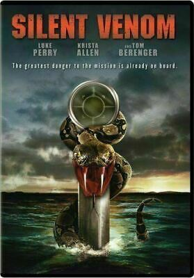 Silent Venom [DVD] New and Factory Sealed!!