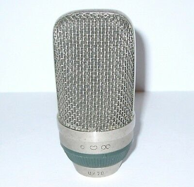 RFT/Neumann UM70 Switchable Microphone M7 Capsule for MV691/692