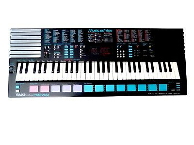 Synthetiseur Yamaha PSS 780 Fonctionne Clavier 61 Touches ELECTRONIQUE