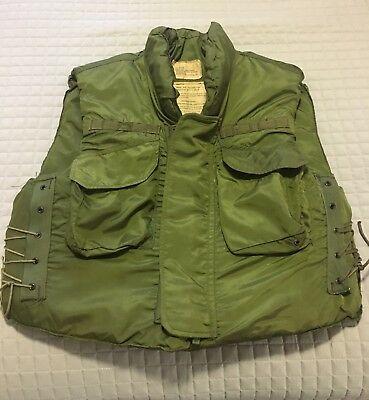 U.S Army Issue Body Armor  Frag Protective Vest