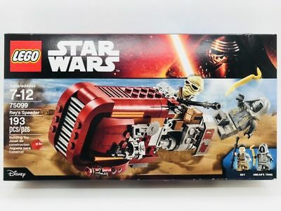 NEW LEGO STAR WARS REY/'S SPEEDER Vehicle Only no minifigs 75099 set without box
