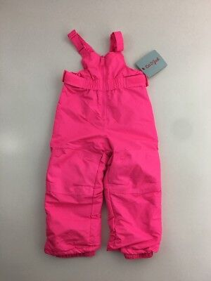 Girls Toddlers Cat & Jack Pink Snow Pants 2T