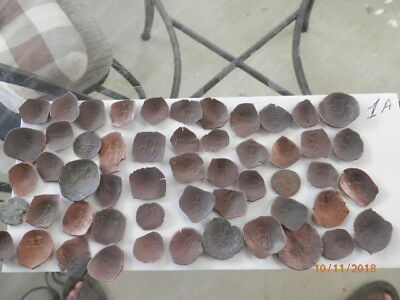 #1A SUPER LOT OF OVER 50 ancient BYZANTINE COINS CHRISTIAN