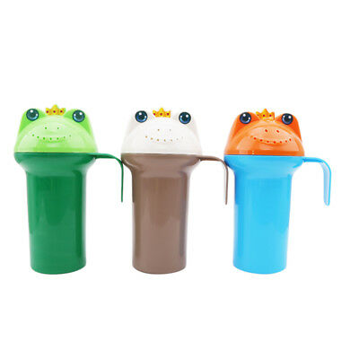 Baby Child Wash Hair Eye Water Scoop Bath Nozzle Shampoo Rinse Cup Toy LH